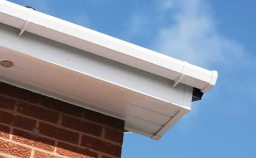 Maintenance Free Fascias, Soffits, Bargeboards, Guttering, Downpipes & Cladding